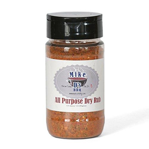 UPC 865620000232, Mike D's BBQ All-Purpose Rub, Small