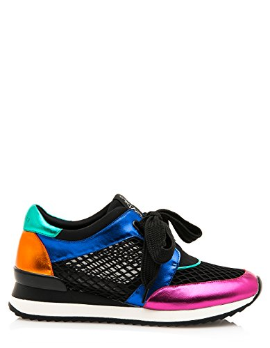 SIXTY SEVEN Metalized Colours Sneakers by Sixtyseven Multi