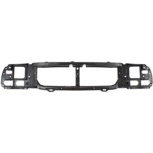 Evan-Fischer EVA20472011903 Header Panel for Ford Econoline Van 08-14 Upper Grille Opening Panel
