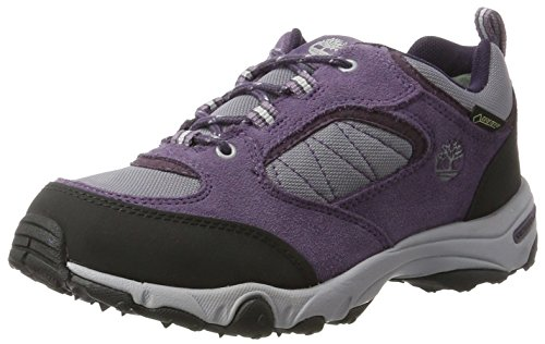 Timberland Kids Ossipee Goretex Waterproof Oxford, Purple (Montana Grape), 5.5 UK ()