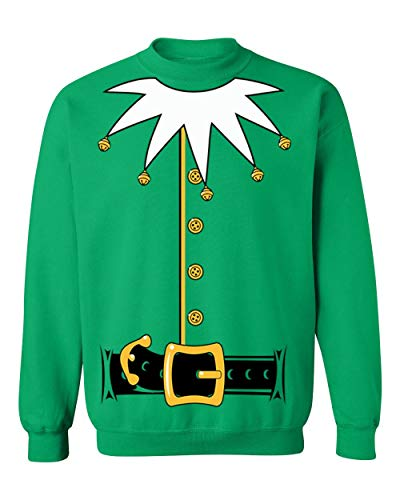 Promotion & Beyond Santa's Helper Elf Christmas Costume