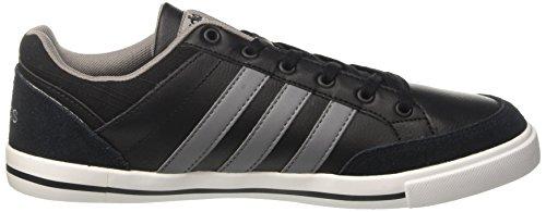 Nero Collo core Three grey A Cacity Adidas Black White Uomo Sneaker Basso ftwr UqaFUYStp