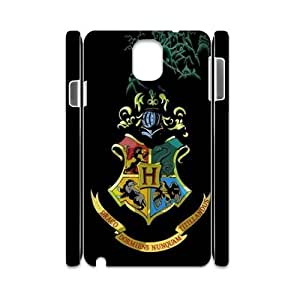 Lycase(TM) Harry Potter quote Personalized 3D Phone Case, Harry Potter quote Samsung galaxy note 3 N9000 3D Cover Case