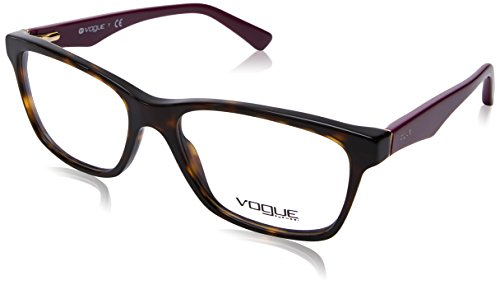 (Vogue VO2787 Eyeglass Frames 2406-51 - Dark Havana)