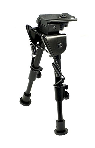 SNIPER Tactical Bipod Hunting Rifle Bipod, Folding/Adjustable Legs, Strong, Light Weight Colt Ar 15 Accessories