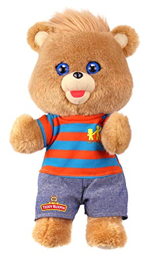 Teddy Ruxpin Hug 'N Sing Plush with Sound - Best Friend Style Teddy