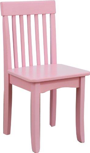 KidKraft Avalon Chair - Pink (Kidkraft Avalon Child Desk)