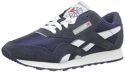 Reebok Classic Nylon - Zapatillas para hombre Blue