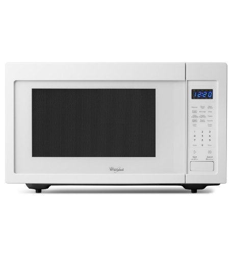 Whirlpool Wmc30516aw 1 6 Cu Ft White Countertop Microwave