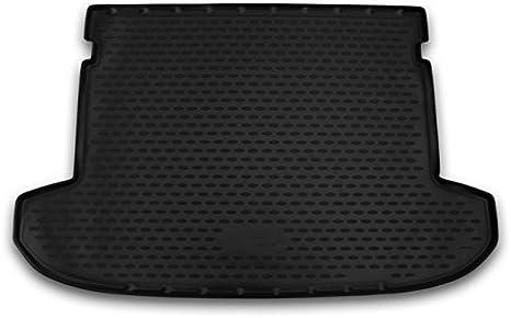 Ad Tuning Tmp17006 Passform Kofferraumwanne Anti Rutsch Oberfläche Schwarz Auto