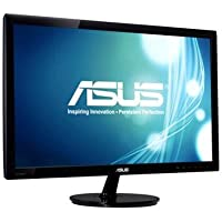 Asus VG248QE 24in Widescreen 3d LCD Monitor - 1920x1080 Hdmi Dvi-d Blk 1ms Spkr