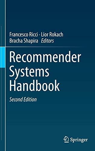 Bracha Guy - Recommender Systems Handbook