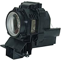 Lutema DT01001-L02 Hitachi DT01001 CPX10000LAMP Replacement DLP/LCD Cinema Projector Lamp, Premium