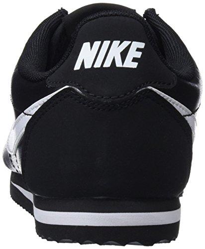 Garçon Cortez de Running Black Nike Chaussures White Blanco GS wHdgqtxX