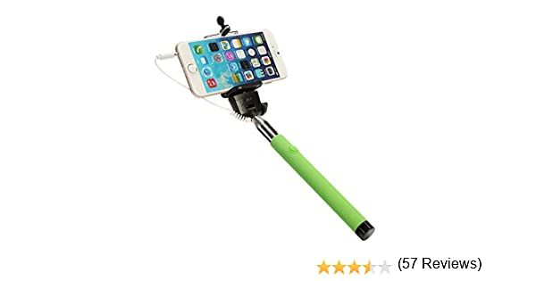 TKOOFN selfie stick Pértiga Pértiga monopié disparador barra ...