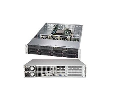 Supermicro Server Barebone System SYS-5028R-WR (Profile Reg Low Memory Server)