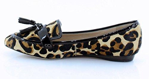 Jean-Michel Cazabat Romaine Women's Flats & Oxfords Tan Un6nfkR