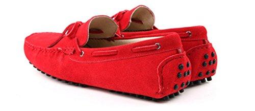 Collo MGM Basso Red EU Uomo Rosso Joymod 40 1qOnv4pfwx