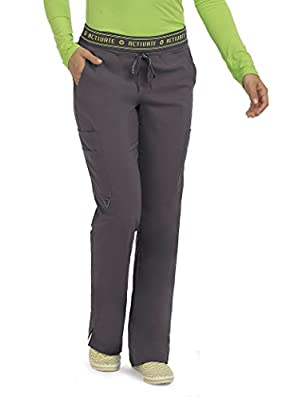 Med Couture Activate Scrub Pants Women, Flow Yoga 2 Cargo Pocket Pant