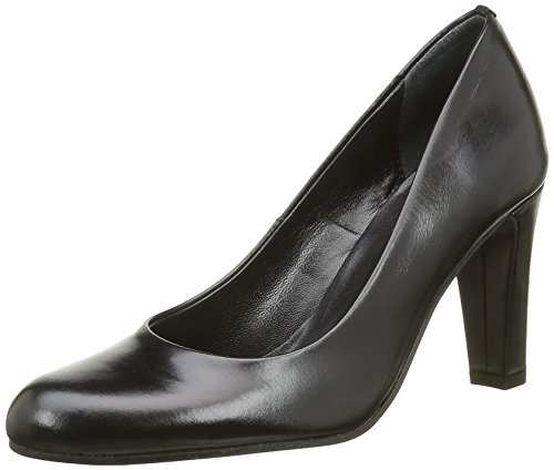 Stuart Noir Court Women's 304 Elizabeth Black Clapis Shoes HfdwAdUOnq