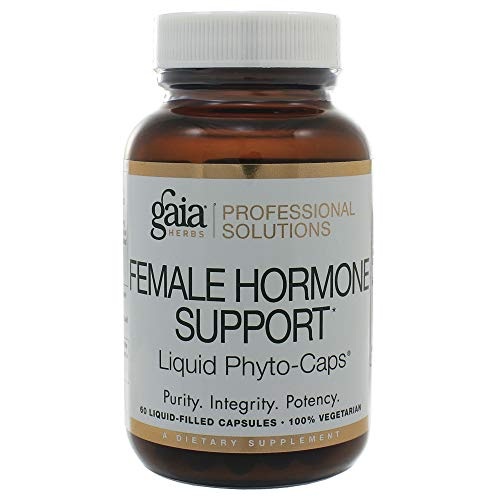 (Gaia Herbs (Professional Solutions) Female Hormone Support 60 lvcaps)