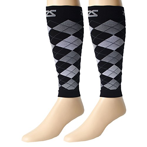 Zensah DeZign Compression Leg Sleeves product image