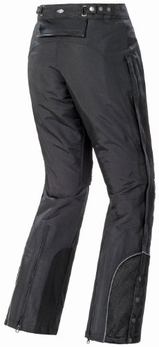 Joe Rocket Cleo Women's Mesh Motorcycle Riding Pants (Black, X-Small) (Joe Rocket Mesh Pants)