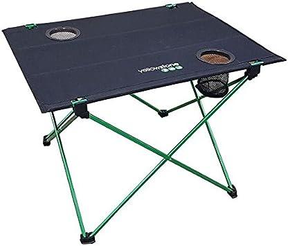Yellowstone Lightweight Outdoor Adjustable Table