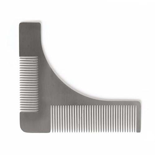 SaiDeng-Stainless-steel-Beard-Styling-Shaping-Template-Comb-Trim-Tool-Perfect-for-Lines-Symmetry