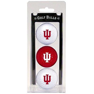 Indiana Hoosiers Logo Golf Balls