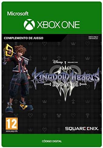 KINGDOM HEARTS III: Re Mind   Xbox One - Código de descarga ...