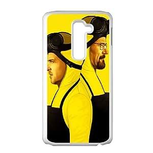 Breaking Bad LG G2 Cell Phone Case White AMS0718658
