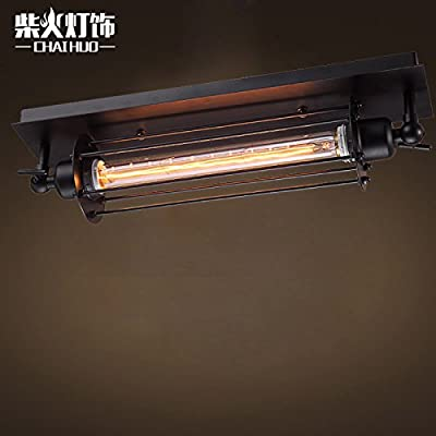 BGTJZY Modern Flush Mount Ceiling Lights Fixture for Hallway Bedroom Living Room Industrial 470110mm