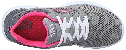 Skechers Go Run 400, Zapatillas de Deporte para Mujer CCHP
