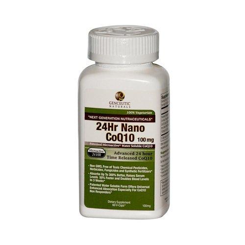 24Hr Nano Coq10 100 mg