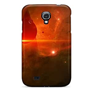 [ZiD16159nVDW]premium Phone Cases For Galaxy S4/ Space Art Cases Covers