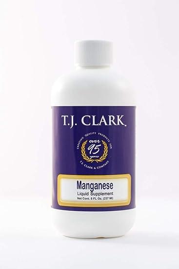 Amazon.com: Manganeso Sulfato 2 mg- 8oz líquido: Health ...