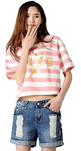Maiale Sandali Alto Aperta Punta Tacco Pelle Rosso Voguezone009 Fibbia Puro Di Donna Wx06SvqnU