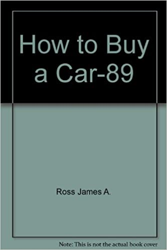 Download online How to Buy a Car-89 PDF, azw (Kindle)