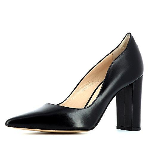 Evita Shoes Natalia - Zapatos de vestir de Piel para mujer negro