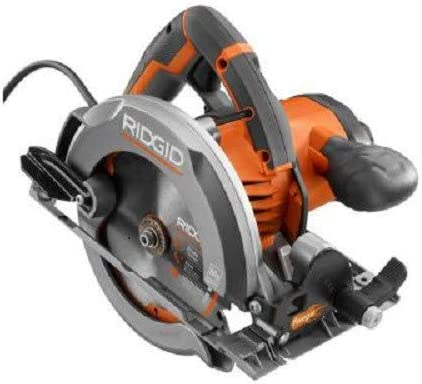 Ridgid ZRR3204 12 Amp 6-1 2 in. Fuego Magnesium Compact Framing Saw Renewed