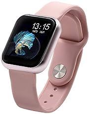 Smartwatch Relogio Inteligente T80 - Rosa