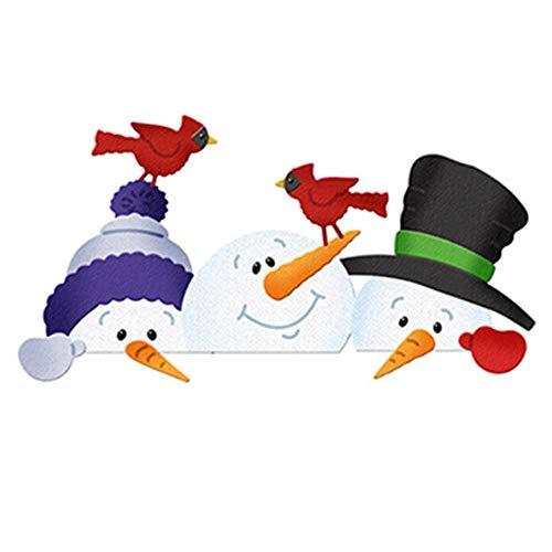 Best Quality - Cutting Dies - Snowman Bird Dies Scrapbooking Metal Cutting Dies Christmas New 2018 Stencil Embossing Craft Dies Cut Paper Cards Making - by SeedWorld - 1 PCs