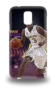 New Design On NBA L.A. Lakers Trevor Ariza #3 3D PC Case Cover For Galaxy S5 ( Custom Picture iPhone 6, iPhone 6 PLUS, iPhone 5, iPhone 5S, iPhone 5C, iPhone 4, iPhone 4S,Galaxy S6,Galaxy S5,Galaxy S4,Galaxy S3,Note 3,iPad Mini-Mini 2,iPad Air )
