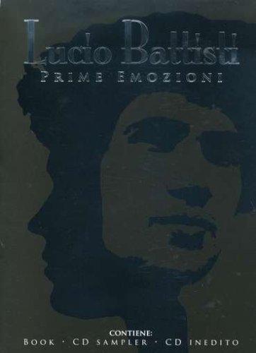 Prime Emozioni (2cd + Book)