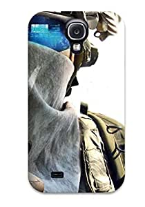 Fashionable Style Case Cover Skin For Galaxy S4- Soldier