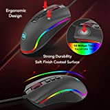 Redragon M711 Cobra Gaming Mouse with 16.8 Million