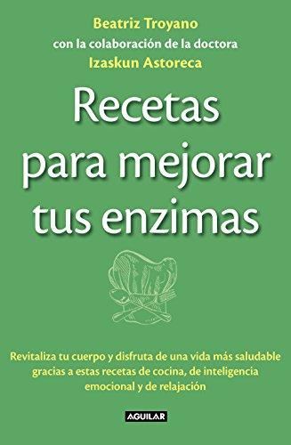 Amazon.com: Recetas para mejorar tus enzimas (Spanish Edition) eBook ...