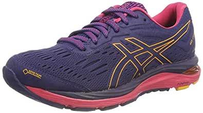 Asics Kadın Gel Cumulus 20 G Tx Yol Koşu Ayakkabısı 1012A007,Çok Renkli,37
