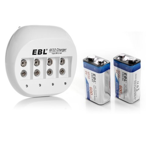 Best Rated in 9V Batteries & Helpful Customer Reviews